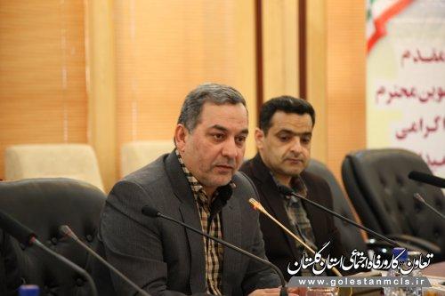 معاون استاندار گلستان خبرداد: کمک ۴۲۳ میلیارد تومانی دولت به تولید گلستان