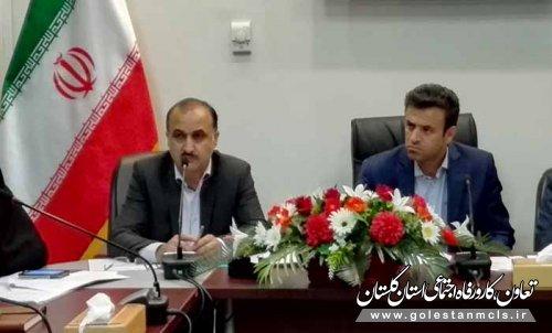 مهندس عباسی خبر داد: تشکیل اولین جلسه کمیته عدالت بنیانی و توسعه اقتصاد مردمی ستاد راهبری اقتصاد مقاومتی در گلستان
