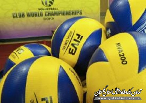 مسابقه والیبال گرامیداشت هفته دولت و هفته تعاون بسیج ادارات در گنبد برگزار شد.