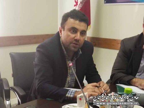 مدیرکل تعاون،کار و رفاه اجتماعی گلستان : فعالیت ۲۴ دفتر کاریابی در گلستان
