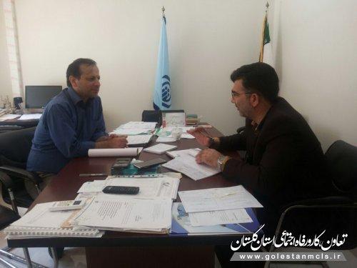 دکتر احمد نصرتی :نظارت بر مراکز درمانی ،بر اساس الزامات سیستم مدیریت کیفیت ، مهم ترین وظیفه ستاد مدیریت درمان استان است.