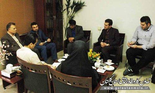 مدیرکل تعاون و کار گلستان: جامعه رسانه باید از حقوق بیمهای برخوردار شود