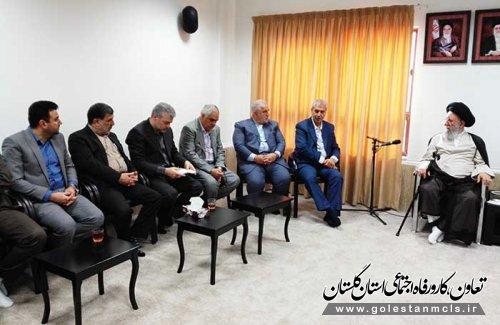 وزیر تعاون و کار در گرگان:دورنگاه کاهش 2 درصدی نرخ بیکاری در گلستان/ 11 میلیون ایرانی خدمات بیمه ای دریافت کردند