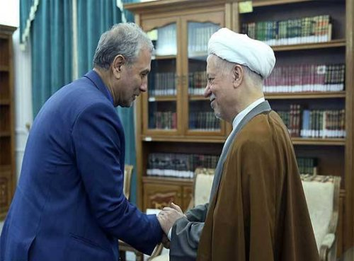 در پی درگذشت آیت الله هاشمی رفسنجانی، رییس مجمع تشخیص مصلحت نظام، دکتر علی ربیعی وزیر تعاون،کار و رفاه اجتماعی پیام تسلیتی صادر کرد.