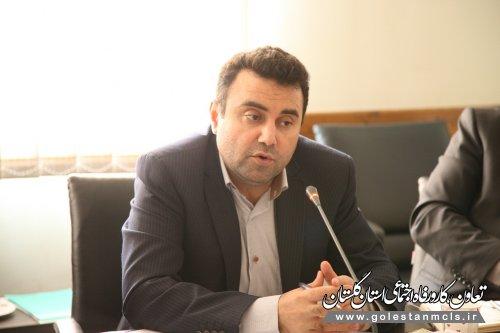 مدیرکل تعاون، کار و رفاه اجتماعی گلستان: پروژههای اقتصادی استان به تعاونیهای توسعه و عمران واگذار شود.