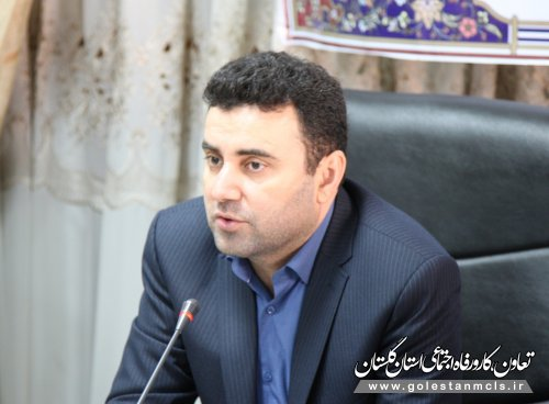 مدیرکل تعاون گلستان خبرداد: پایان عمر قراردادهای سفید امضاء