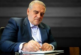تقدیر استاندار گلستان از مدیرکل تعاون کار و رفاه اجتماعی