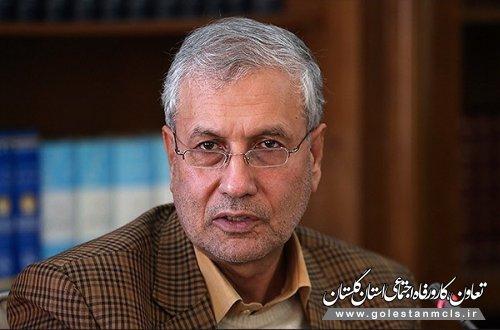 اشتغال مسألهای فرابخشی است/ هدف ما در استان گلستان در سال 1396کاهش نرخ بیکاری از 0.8 الی 1.2 درصد است.