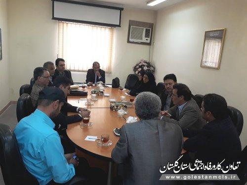 اعلام رئوس برنامه های هفته کار و کارگر شهرستان علی آبادکتول