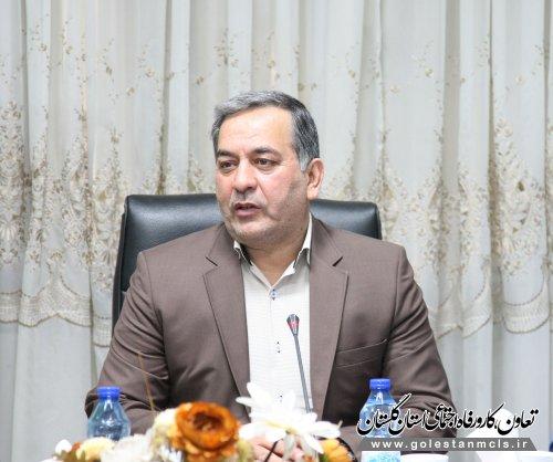 معاون هماهنگی امور اقتصادی استانداری گلستان: تولید و اشتغال با سرمایه گذاری اتفاق خواهد افتاد.