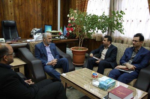 مدیرکل تعاون، کار گلستان: برنامه ریزی بلندمدت برای کاهش حوادث ناشی از کاردر استان  صورت گرفت.