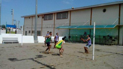 تیم والیبال ساحلی استان گلستان به مسابقات المپیک جهانی کارگران اعزام می شود.