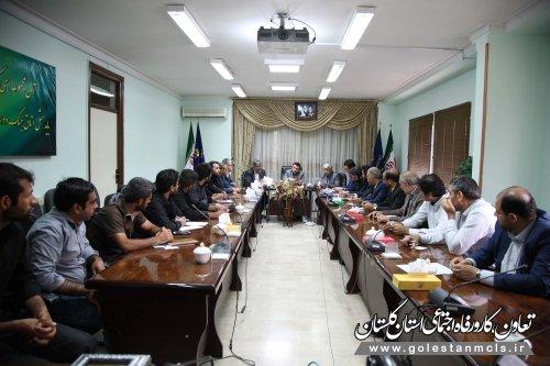 تجلی اصل سه جانبه گرایی در حل مشکلات حادثه معدن آزادشهر