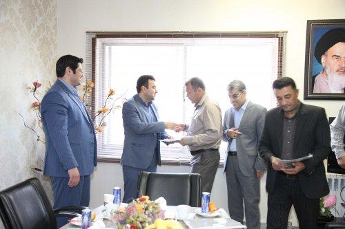 جلسه هیئت امنای مجموعه ورزشی کارگران گرگان برگزار شد.