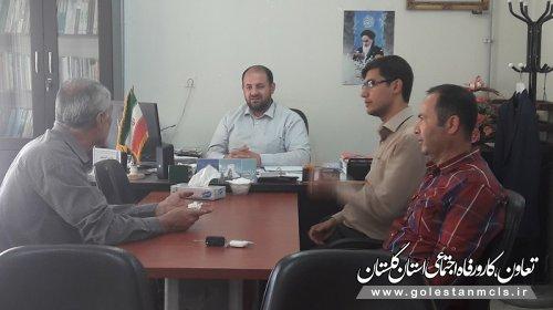 سرپرست اداره تعاون کار آزادشهر: توسعه پایدار روستاها با شرکت های تعاونی رقم خواهد خورد.