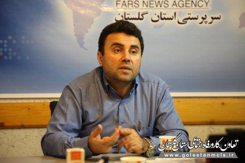 مدیرکل تعاون، کار و رفاه اجتماعی گلستان مطرح کرد: خبر و خبرنگاری رکن اصلی شفافیت و دموکراسی است.