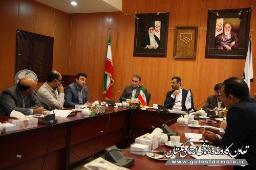 مدیرکل تعان کار گلستان تاکید کرد: استفاده از ظرفیت انجمن های صنفی حوزه ساختمان در آموزش ایمنی