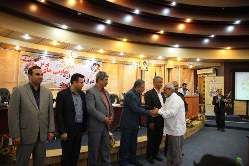 دوازدهمین جشنواره تعاونی های برتر استان گلستان برگزار شد/تجلیل از 19 تعاونی برتر در گرایش های مختلف